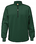 Hill-Murray School - A+ Performance Fleece Sweatshirt - Half Zip Pullover