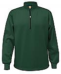 Hill-Murray School - A+ Performance Fleece Sweatshirt - Half Zip Pullover