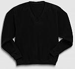 Cretin-Derham Hall - Unisex V-Neck Pullover Microfleece Jacket - Elderado