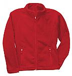 Sacred Heart Catholic School - Women's Full Zip Microfleece Jacket - Elderado - Staff