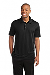 East Wind - Men's Sport-Wick PosiCharge Active Textured Polo