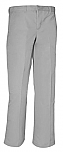 Boys Relaxed Fit Twill Pants - Flat Front - A+ #7021/7750 - Light Grey