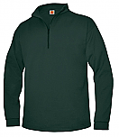 Hill-Murray School - A+ Sweatshirt - Half Zip
