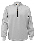 The International School of MN - A+ Performance Fleece Sweatshirt - Half Zip Pullover