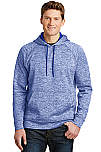 Holy Trinity – Adult PosiCharge Electric Heather Fleece Hooded Pullover