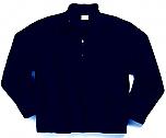 St. Charles School - Unisex 1/2 Zip Microfleece Pullover Jacket - Elderado
