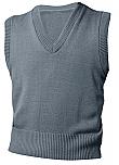 Stella Maris Academy - Unisex V-Neck Sweater Vest
