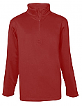 The International School of MN - Unisex 1/2-Zip Pullover Performance Jacket - Elderado