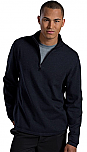 Spire Credit Union - Men's ¼ Zip Fine Gauge Sweater