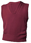 Mastery School - Unisex V-Neck Sweater Vest
