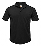 St. Francis Xavier - Merrill - Unisex Performance Knit Polo Shirt - Moisture Wicking - 100% Polyester - Short Sleeve