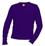 The Journey School - Unisex V-Neck Pullover Sweater