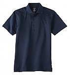Spire Credit Union - Men's Textured Ottoman Polo Shirt - Short Sleeve