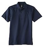 Spire Credit Union - Men's Textured Ottoman Polo Shirt - Short Sleeve