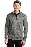 Cretin - Sport-Wick PosiCharge Electric Heather Fleece 1/4-Zip Pullover