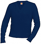 St. Francis of the Lakes - Unisex V-Neck Pullover Sweater