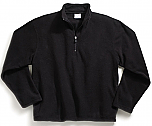 Hill-Murray School - Unisex 1/2 Zip Microfleece Pullover Jacket - Elderado