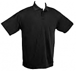St. Peter's Catholic Church - Unisex Performance Knit Polo Shirt - Moisture Wicking - 100% Polyester - Short Sleeve