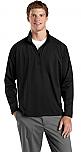 Sacred Heart Catholic School - Sport-Wick - Mens Stretch 1/2-Zip Pullover - Staff