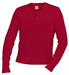Holy Spirit Academy - Unisex V-Neck Pullover Sweater