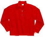 Saint Agnes Staff - Unisex 1/2 Zip Microfleece Pullover Jacket - Elderado