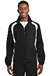 Epiphany Spirit Wear - Men's Colorblock Raglan Jacket