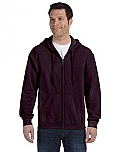 Minnesota Go-4 Wheelers - Men's Full-Zip Hooded Sweatshirt