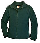 Unisex Full Zip Fleece Jacket - A+
