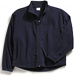 Maternity of Mary/St. Andrew School - Unisex Full Zip Microfleece Jacket - Elderado