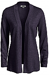 East Wind - Ladies Open Front Cardigan Sweater
