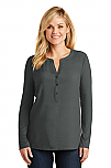 Banyan Community - Ladies Concept Henley Tunic