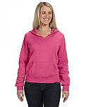 Minnesota Go-4 Wheelers - Women's Front-Slit Hooded Pullover Sweatshirt