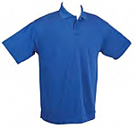 Chapel Hill Academy - Unisex Performance Knit Polo Shirt - Moisture Wicking - 100% Polyester - Short Sleeve