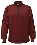 St. Francis Xavier - A+ Performance Fleece Sweatshirt - Half Zip Pullover
