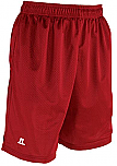 "Russell Athletic Deluxe Mesh Shorts - 10"" Inseam"