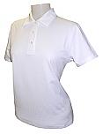 Spire Credit Union - Women's Textured Ottoman Polo Shirt - Short Sleeve