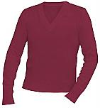 St. Francis Xavier - Unisex V-Neck Pullover Sweater