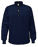 Hand in Hand Christian Montessori - A+ Performance Fleece Sweatshirt - Half Zip Pullover
