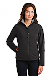 Holy Trinity - Port Authority Ladies Glacier Soft Shell Jacket