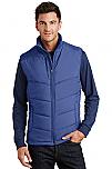 Holy Trinity - Men's Puffy Full Zip Vest