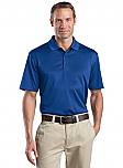 St. Jude of the Lake - Men's Performance Knit Polo Shirt - Snag-Proof