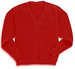 Marquette Catholic School - Unisex V-Neck Pullover Microfleece Jacket