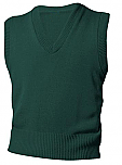 St. Luke the Evangelist - Unisex V-Neck Sweater Vest