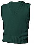 Harvest Preparatory School - Unisex V-Neck Sweater Vest