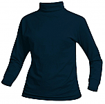 Our Lady of the Lake - Unisex Knit Turtleneck