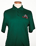 First Baptist School of Rosemount - Unisex Interlock Knit Polo Shirt - Short Sleeve