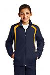 Epiphany - Youth Colorblock Raglan Jacket