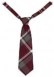 Pre-Tied Neck Tie - Plaid #91